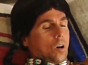 Anal;Blowjobs;Facials;Retro;Big Cock Indian Chief...