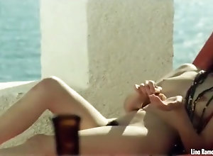 Brunette,Vintage,Classic,Retro,Big Tits,Nude Lina Romay, Alice...