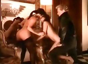 Facial,Threesome,hall,Threesome Bridgette Monroe...