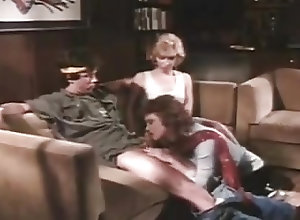 Cumshots;Hairy;Vintage;Threesomes;Small Tits;Ending;Fucking STP4 Ending Up...