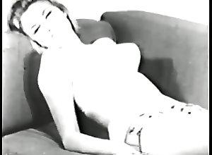 Vintage;Softcore;Striptease;Retro BV #506