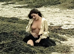 Vintage,Classic,Retro,Boobs,Nude ISABELLE...