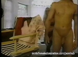 eroticfemaledomination;crossdressing;sissy;sissification;strap-on;orgy;femdom;bdsm;fetish;female-domination;high-heels;stockings;oral;bi;sexual;pegging;ass-fuck,Fetish;Anal;Vintage;Gangbang Weird Guy Enjoys...