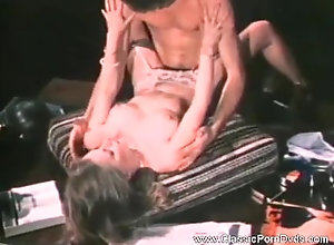 classicporndvds;classic;golden;era;legends;pornstars;seventies;sixties;eighties;stars;hairy;vintage;old,Brunette;Blowjob;Hardcore;Pussy Licking Having Fun With...