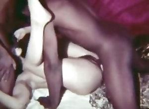 Hairy;Vintage;Interracial;Swingers;Retro Sweet Meat 6 -...