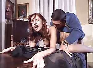 Blowjobs;Brunettes;Stockings;Italian;Retro Stefania Sartori...