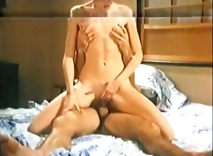 Red Head,Vintage,Classic,Retro,Small Tits,Blowjob,Hardcore,wet Jeffrey Hurst, CJ...