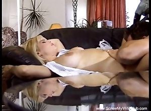 screwmywifeclub;teasing;3some;swingers;cuckold;anal;cumshots;housewife;wives;hotwife;milf;cougar;threesome;fucking;married,Hardcore;Anal;Vintage;Threesome Fuck My Wife In...