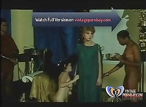 Public Nudity;Vintage;Italian;Orgy;Retro Flavia Schiava Di...
