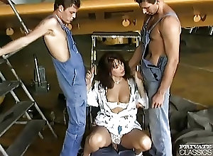 Anal;Vintage;Double Penetration;Gangbang;Big Natural Tits;Private Classics;Airport Valentina has a...