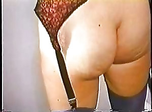 Hairy;Vintage;Softcore;Striptease;Retro;Tease Laura Vintage tease