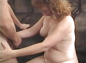 Fingering;Vintage;Wife;Old Old vhs rip from...