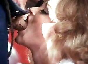 Blowjob;Cumshot;Pornstar;Vintage;Facial;Redhead;Cum in Mouth;Retro Lisa Deleeuw Blowjob